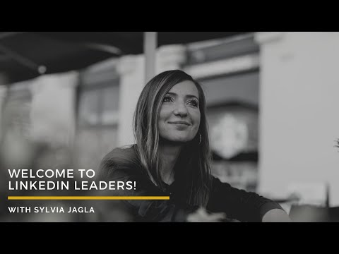 Welcome To LinkedIn Leaders!